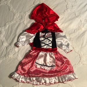 Target, Little Red Riding Hood Costume 2T - 3T